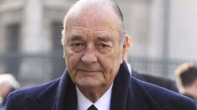Hospitalizado el expresidente de Francia Jacques Chirac