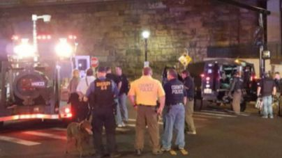 Explosión controlada en Nueva Jersey tras hallarse una mochila con explosivos