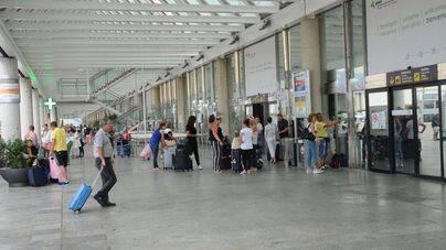 Los aeropuertos de Palma y Eivissa de los más concurridos hasta agosto