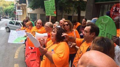 La PAH exige la dimisión de la directora del IBAVI por