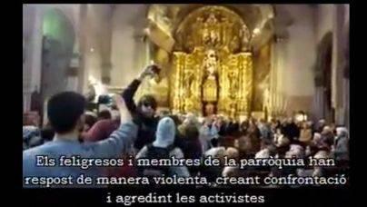 Los proabortistas encausados se reunirán con el obispo para intentar llegar a un acuerdo