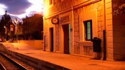 El tren retuvo a 60 pasajeros en Lloseta durante 15 minutos
