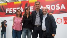 S�nchez llama a Podemos y C's al cambio