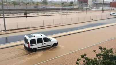 Para este domingo tambi�n se prev�n lluvias localmente fuertes