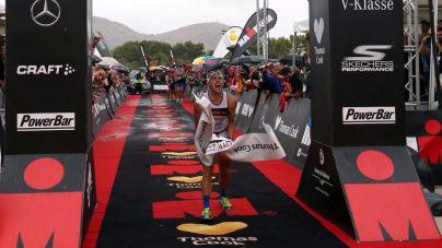 El mallorquín Carlos López gana el Thomas Cook Ironman Mallorca