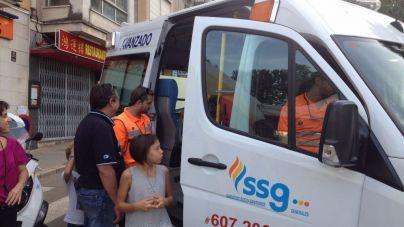 Los trabajadores de ambulancias de SSG amenazan con huelga