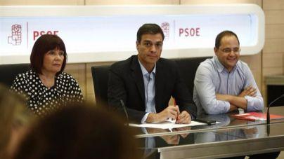 Sánchez anuncia congreso del partido y primarias para elegir líder