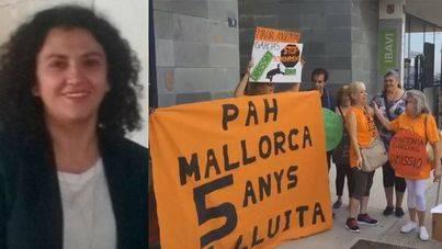 Maria Ant�nia Garcias, en el punto de mira