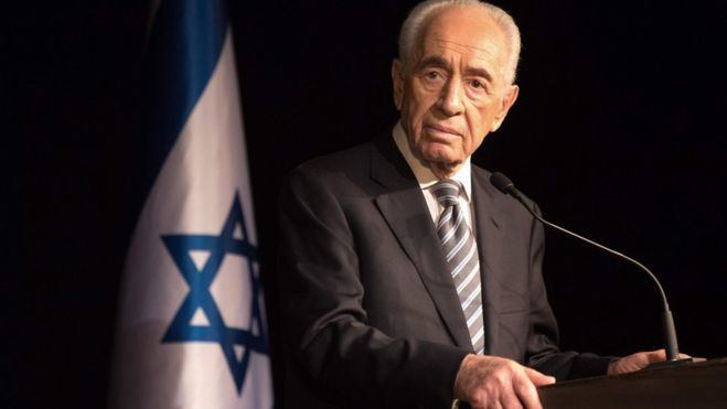 Muere Shimon Peres