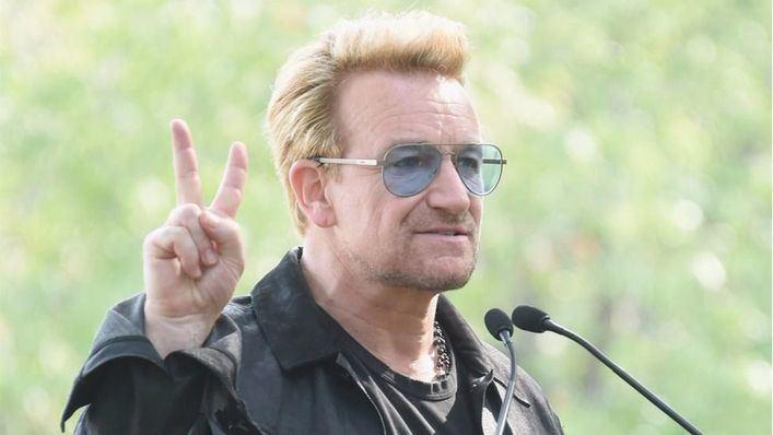 Bono, volcado en la lucha contra el cáncer