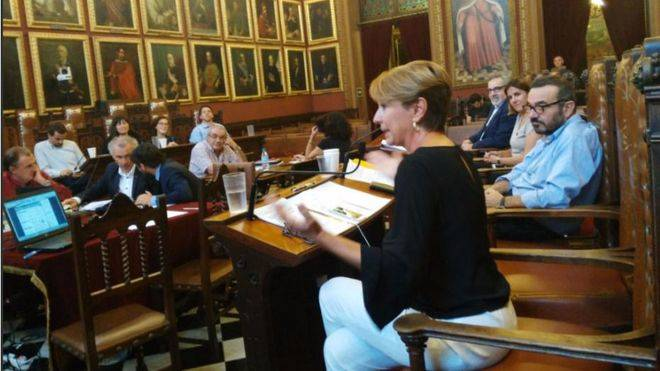 El PP exige la retirada de la subida de la tarifa del agua en Palma porque