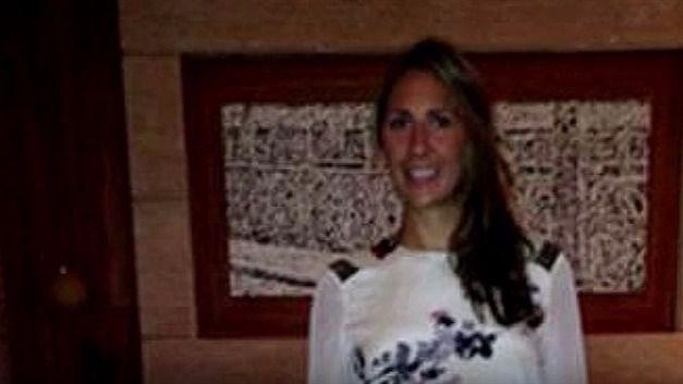 La sobrina del presidente de la Federación Española de Futbol, Ángel María Villar, desapareció el 13 de septiembre