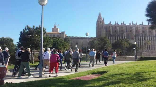 El aumento de turistas este año a Balears ya alcanza el 10%