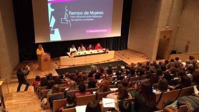 Tiempo de Mujeres aterriza en Palma