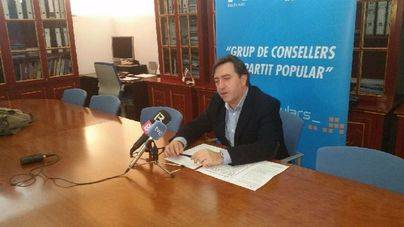 El PP denuncia que el Consell falsea los proyectos de la carretera Llucmajor-Campos