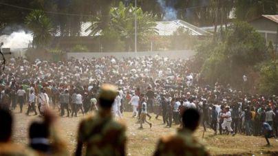 52 muertos en Etiopía