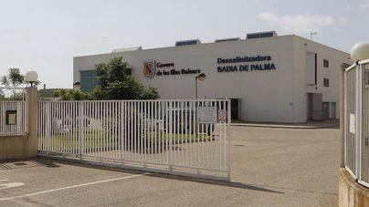'Bahía de Palma' es la principal desaladora de Balears