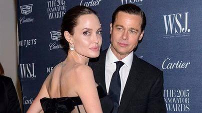 Angelina Jolie y sus hijos, bajo terapia