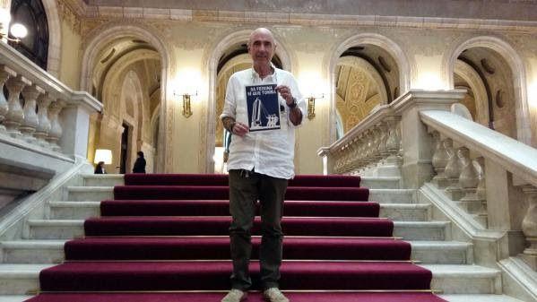 Lluís Llach apoya el derribo de Sa Feixina