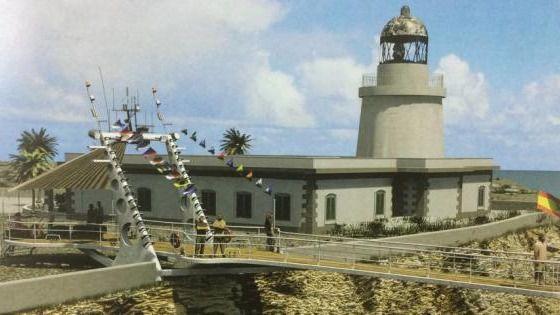 El GOB advierte de que la plataforma para saltar en Cap Blanc se ubicaría en una zona protegida