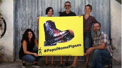 Pep Lemon pierde ante Pepsi