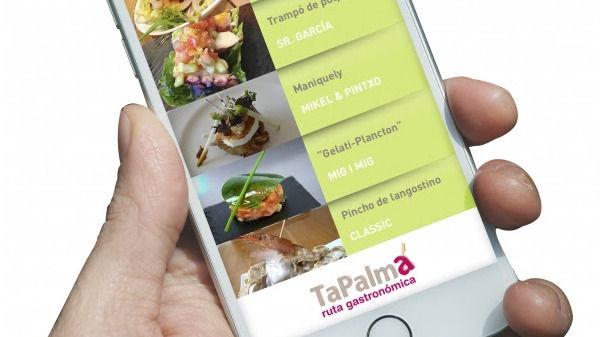 El público de TaPalma votará su tapa preferida con una App