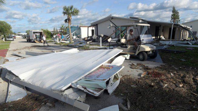 'Matthew' se queda en ciclón postropical