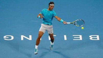 Rafa Nadal cae al quinto puesto de la ATP