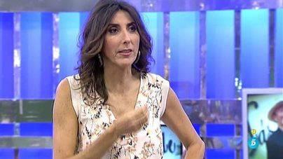 Paz Padilla se casa sin invitar a los colaboradores de 'Sálvame'