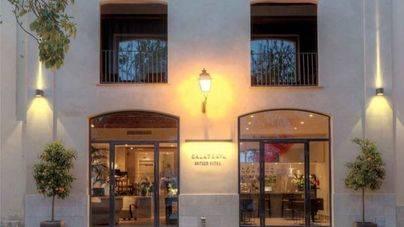 Hotel boutique en el casco antiguo de Palma