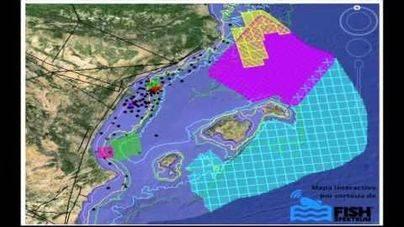 Áreas afectadas por diversos proyectos de prospecciones petrolíferas