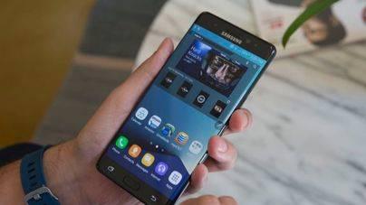 Samsung pide que se apaguen y dejen de utilizar los Galaxy Note 7