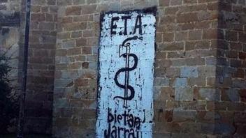 Localizado en Francia un arsenal de ETA