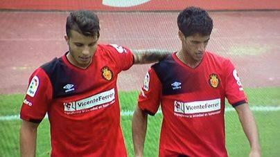 Vázquez es expulsado en el adiós del Mallorca a la Copa (1-2)