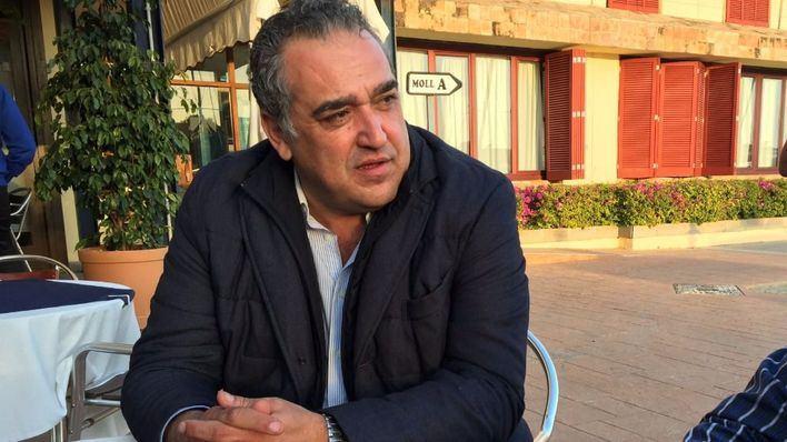 Alfonso Robledo es presidente de Restauración Mallorca
