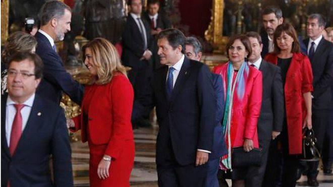 Armengol se rebela ante Fernández y le reitera su 'no es no' a Rajoy