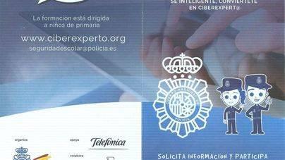 La Policía Nacional explicará los riesgos de internet en los colegios de Mallorca