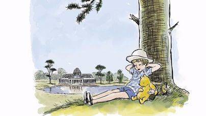 Winnie the Pooh cumple 90 años
