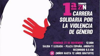 Andratx organiza la I Cursa Solidaria contra la violencia de género
