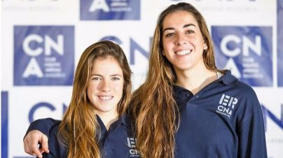 Las regatistas del CNA campeonas de España de 470 Femenino