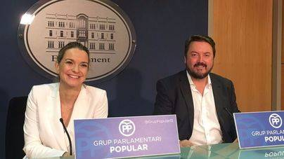 El PP denuncia que Armengol vuelve a utilizar fondos finalistas para la 'caja común'