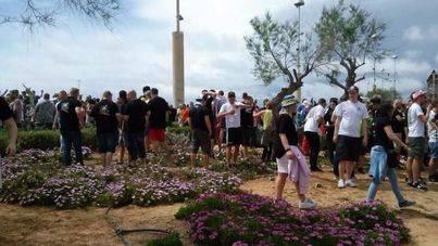 Esta temporada el turismo ha llenado todos los espacios públicos de Palma