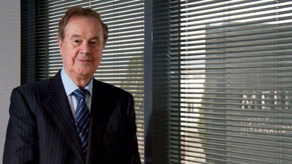 Escarrer nombrado nuevo embajador honorario de la Marca España
