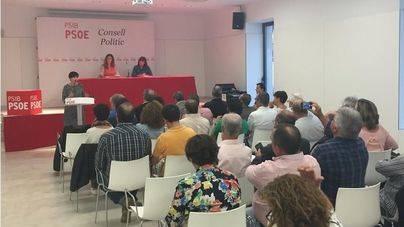 Más de mil militantes del PSIB exigen un congreso extraordinario del PSOE y primarias