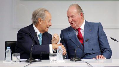 El Rey Juan Carlos vuelve a presidir un acto oficial en España
