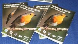 Endesa y el GOB presentan el anuario ornitológico de Balears