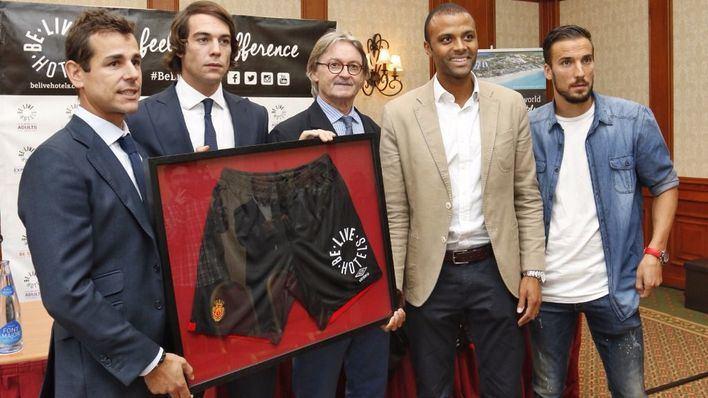 Be Live Hotels se convierte en el nuevo patrocinador del RCD Mallorca