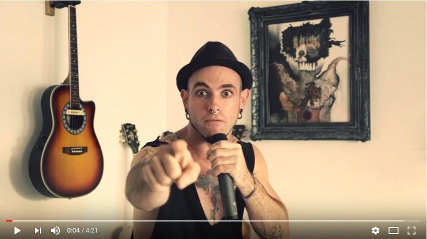 El mallorquín inoT triunfa en YouTube con su imitación de voces famosas