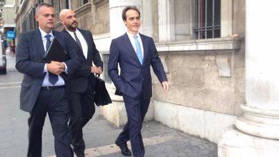 Álvaro Gijón pide declarar ante el juez del 'caso ORA'