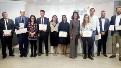 CAEB premia a Arabella Golf Mallorca y Mutua Balear